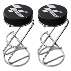 MotoGP Bar Stools - Pair