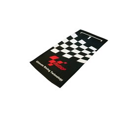 MotoGP Beach Towel With Parc Ferme Design