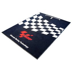MotoGP Parc Ferme Design Workshop Garage Pit Mat 180 X 103cm