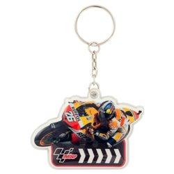 MotoGP Pedrosa 26 PVC Keyfob