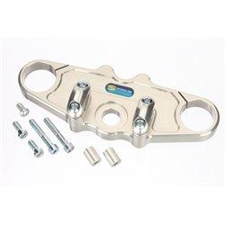 Superbike triple clamps CBR 900 RR 98-99 zilver