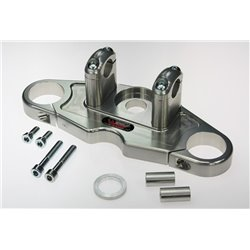 Superbike triple clamps CBR 1100 XX 97-98 zwart