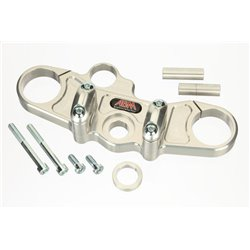Superbike triple clamps YZF 1000 R 96-97 zilver