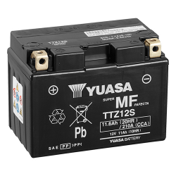 Accu TTZ12S-BS Dry Uitvoering
