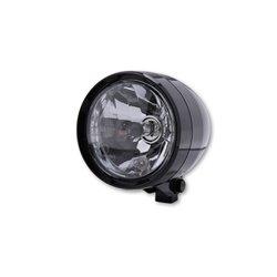 Spotlight 140mm zwart met parkeerlicht 35/35W