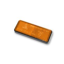 Reflector oranje zelfklevend 91,5x36mm