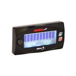Benzinemeter Mini digitaal