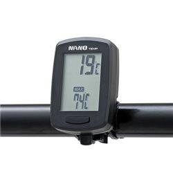 Temperatuurmeter Digitaal Nano zwart