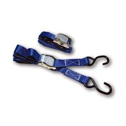 Spanbanden blauw (2x 1,8m)