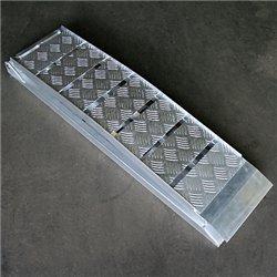 Oprijplaat aluminium Heavy Duty