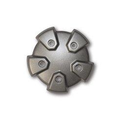 Motorkap beschermer zilver | Z1000