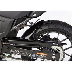 Hugger Achterzijde CB600/CBR600F mat zwart