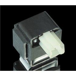Knipperlichtrelais elektronisch 12 V 4 x 21W smalle 2-weg connector met 2 pinnen