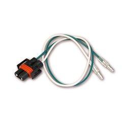 Aansluitstekker voor 12V H8 + H11 gloeilamp met 350 mm kabel.