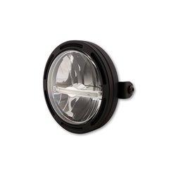 "Koplamp 5,75"" LED Frame-R2 Jackson zwart"