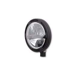 "Koplamp 5,75"" LED Frame-R2 type-5 zwart (onderbevestiging)"