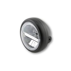 Spotlight 5,75� LED Pecos Type-6 matzwart