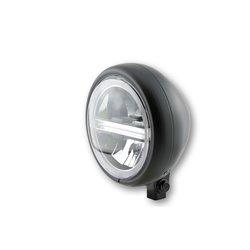 Spotlight 5,75� LED Pecos Type-6 matzwart (onderbevestiging)