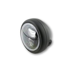 Spotlight 5,75� LED Pecos Type-7 matzwart