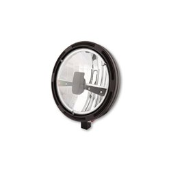 Koplamp 7� LED Frame-R1 Type-3 zwart (onderbevestiging)