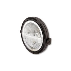 Koplamp 7� LED Frame-R1 Type-4 zwart
