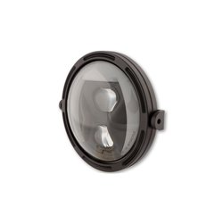 Koplamp 7� LED Frame-R1 Type-8 zwart
