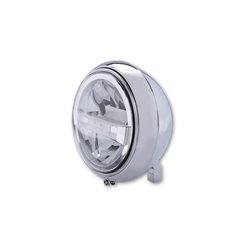 Spotlight 7� LED Yuma 2 Type-4 chroom (onderbevestiging)