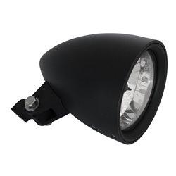 Spotlight 4,5� Classic 3 zwart (onderbevestiging) 35/35W