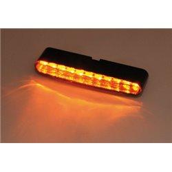 Knipperlicht LED inbouw getint 54mm