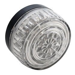Knipperlichten LED Colorado chroom
