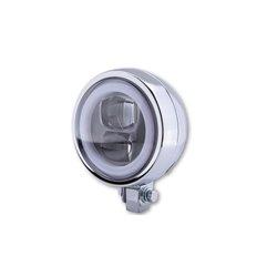Spotlight 4,75� LED Flat Type-9 chroom (onderbevestiging)