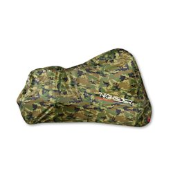Motorhoes Outdoor Heavy Duty camouflage (L)
