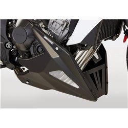 BellyPan CB650F mat zwart