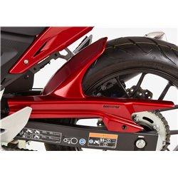 Hugger Achterzijde CB500F/CB500X/CBR500R rood