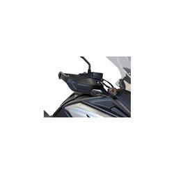 Handkappen (Guards) NC750X mat zwart