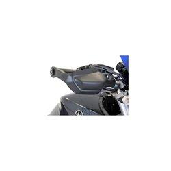 Handkappen (Guards) MT-09 mat zwart