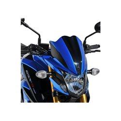 Koplamp Cover GSX-S750 blauw/zwart