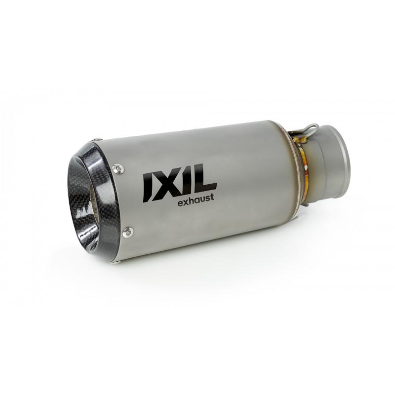 Uitlaatdemper RC zilver | Aprilia RSV/Tuono 1100