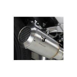 Uitlaatdemper MK2 Zilver | KTM 390 Adventure