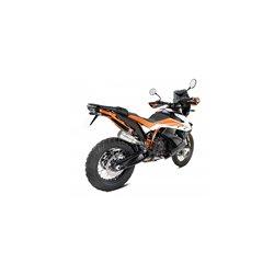 Uitlaatdemper MK2 Zilver | KTM 790 Adventure