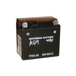 Accu AGM YTX 5L-BS (met zuurpakket)